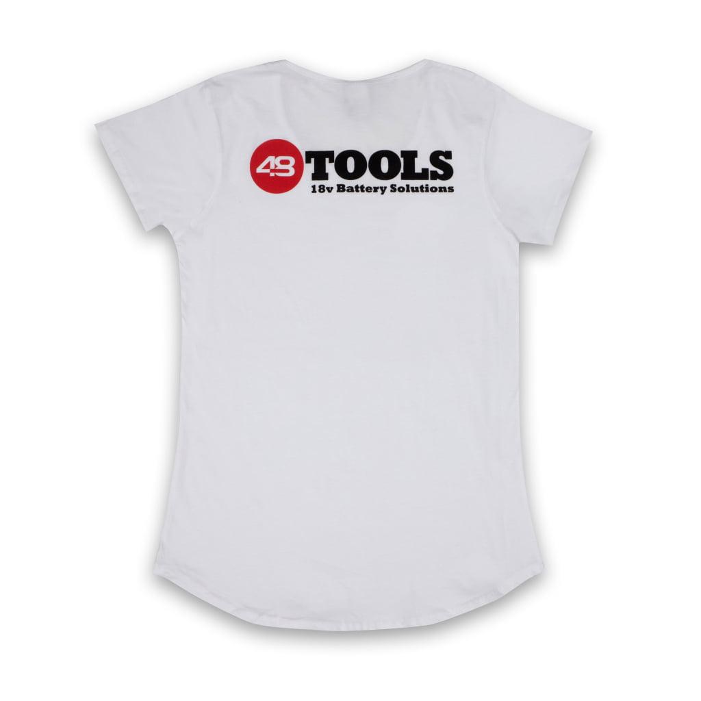 Womens 48 Tools Tee