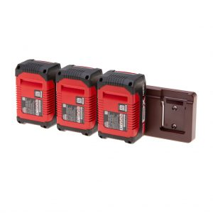 OZITO 18V 4-UNIT BATTERY MOUNT HOLDER