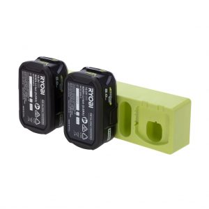 RYOBI 18V 3-UNIT BATTERY MOUNT HOLDER